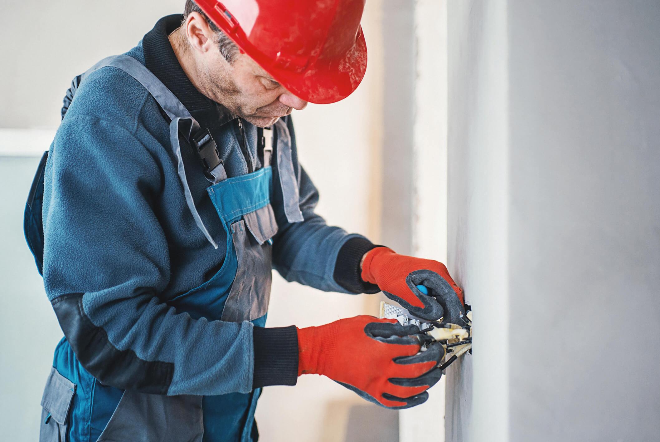 manutenção das instalações elétricas